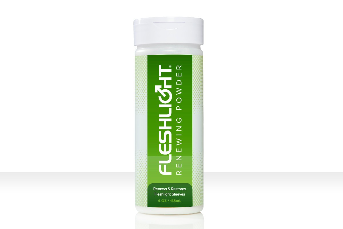 Fleshlight Pflegepuder Inhalt: 118 ml (Grundpreis 100 ml = 6,74 EUR)