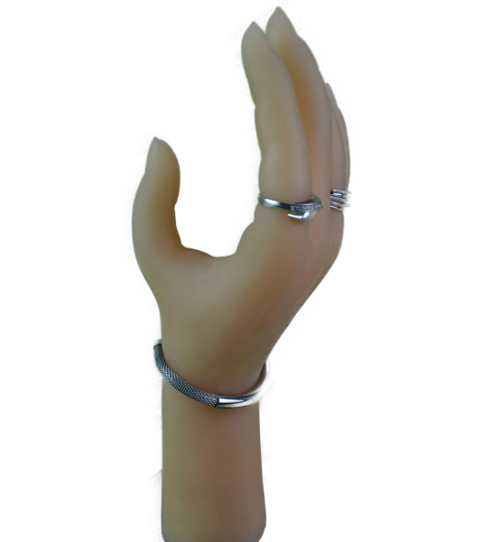 Ultrarealistische Frauen-Hand für die MM Sensation & Pyramide
