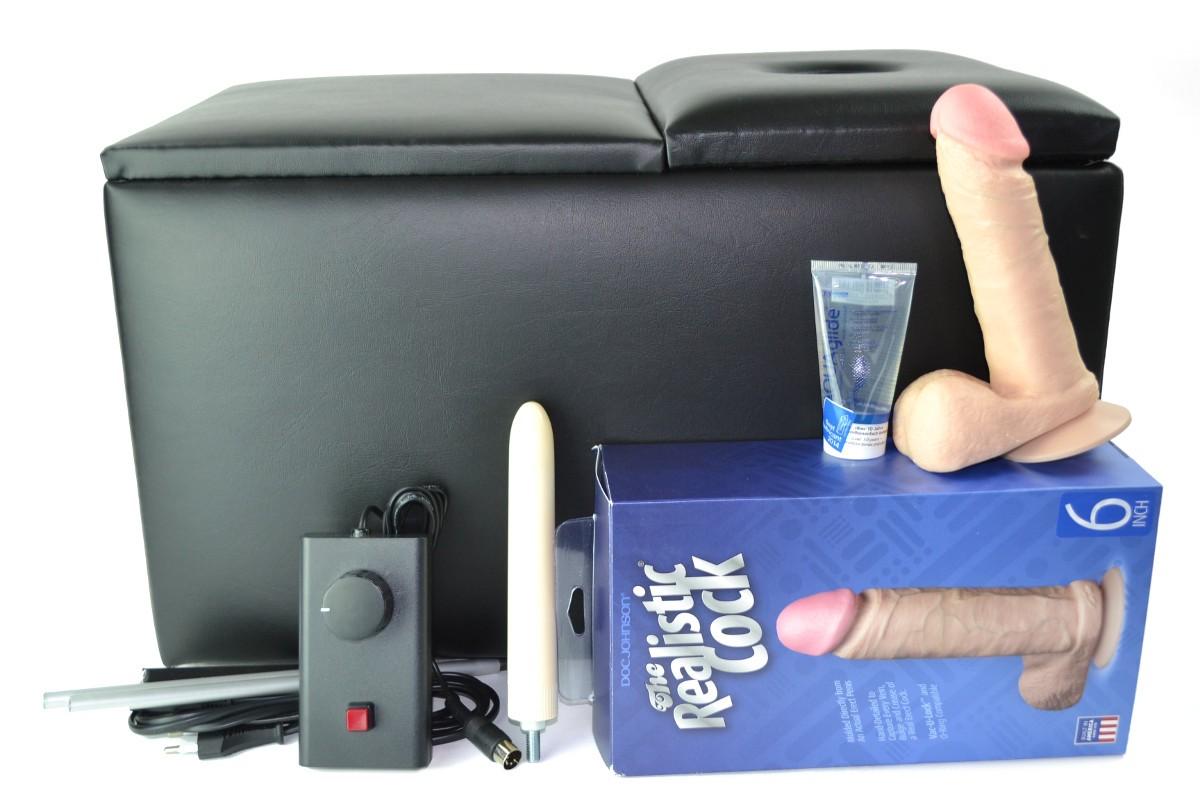 Magic Motion Deluxe Standard mit Kabel-Handsteuerung (schwarz)
