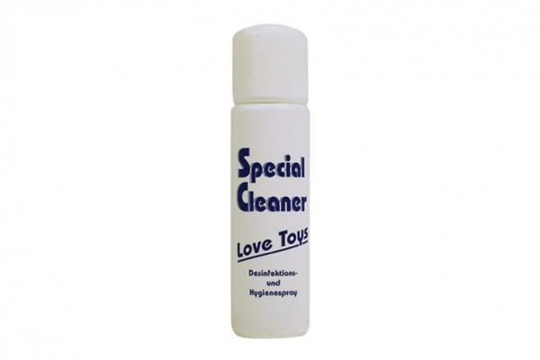 Spezial-Reiniger für Love Toys 50 ml (Grundpreis 100 ml = 12,90 Euro)