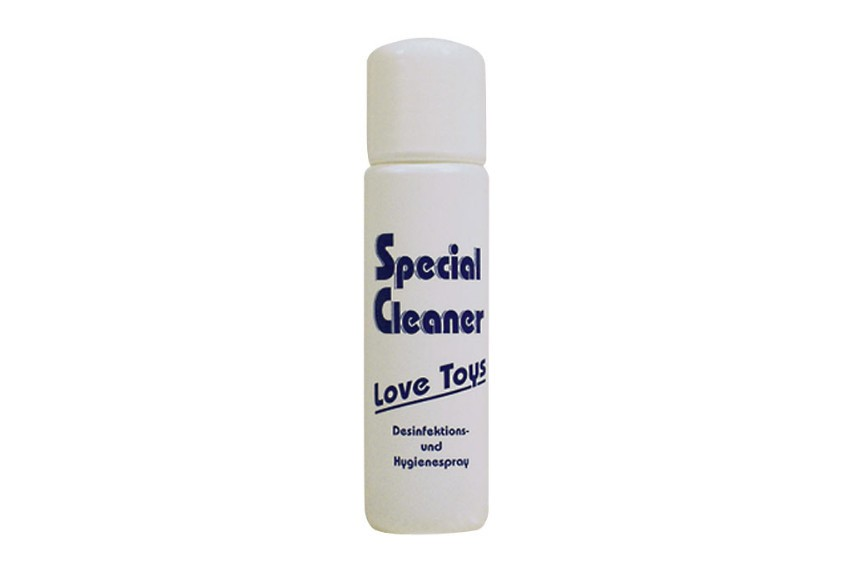 Special Cleaner for für Love Toys 50 ml (basic price 100 ml = 12,90 Euro)